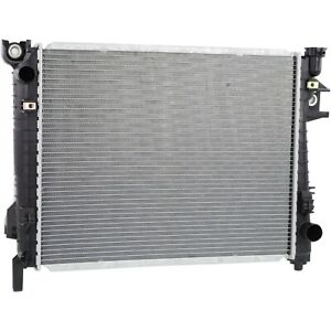 New Radiator Fits Dodge Ram 1500 2500 3500 Pickup Fits 5 7l Hemi V8 8cyl 2813