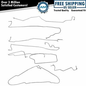 Dorman Stainless Brake Line Kit For 99 02 Chevy Gmc 1500 Ext Cab 6 1 2 Bed 4wd