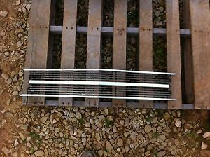 1969 69 Ford Galaxie Grille Very Nice Driver Quality