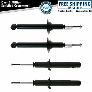 Front Rear Shock Absorber Strut Kit Set Of 4 For Acura Tl Honda Accord