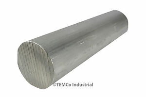 2 75 Inch Diameter 12 Long 6061 Aluminum Round Bar Lathe Rod Stock