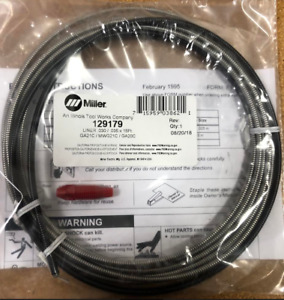Miller 129179 Kit liner Monocoil 030 035 Wire X 15 Ft