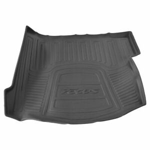 Oem Cargo Area Floor Mat Focus Logoed Molded Black Rubber For 12 15 Ford Focus