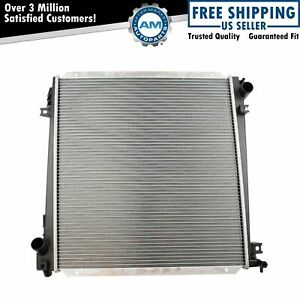Radiator New For 02 05 Ford Explorer Mercury Mountaineer 4 0l 4 6l