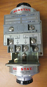 Agastat 2432acc Time Delay Relay