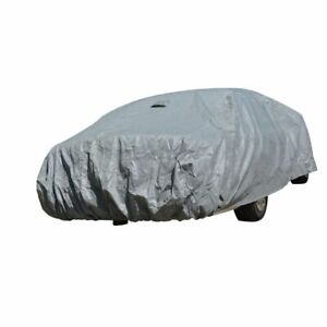 Triple Layer Universal Car Cover Medium For Models Up To 210 Inches New
