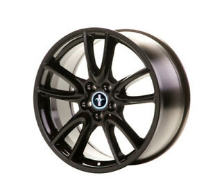 Ford Performance 2005 2014 Mustang Gt Black Track Pack Wheel M 1007 Dc199b