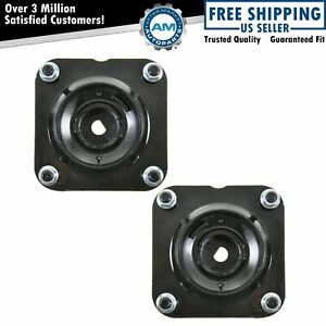 Front Upper Strut Mount W Bearing Pair Set For Probe 626