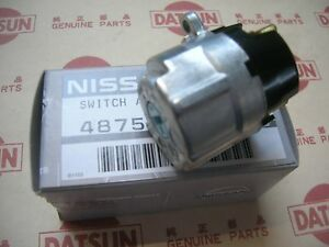 Datsun 1200 Ute Late Models Ignition Switch Bottom Side fits B122 Sunny Truck