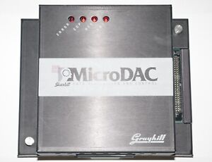 Grayhill Microdac Data Acquisition And Control Unit 72 mdc 32adc Analog digital