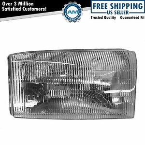 Headlight Headlamp Passenger Side Right Rh For Ford Excursion Super Duty Truck
