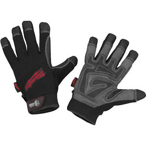 Milwaukee Contractor Work Gloves xx large