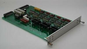 Rigaku Asc 43h 5711 18 1d Board From Axis Iic X ray System