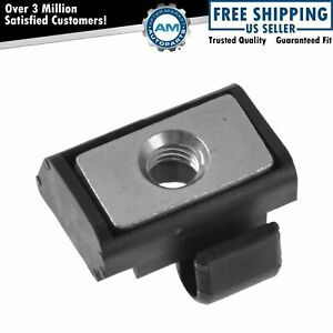 Oem 55176746ae Hard Top Square Block Nut Rubber Fastener Lh Or Rh For Wrangler