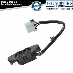 Oem Power Seat Adjustment Switch Left Driver For 03 09 Nissan 350z New