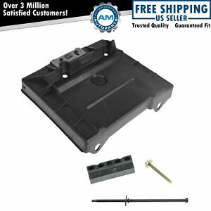Battery Mounting Tray Hold Down Kit Direct Replacement For 97 04 Ford Mustang