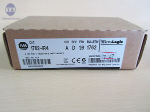 Allen Bradley Ab Micrologix 1762 ir4 Plc Input Moudle New In Box