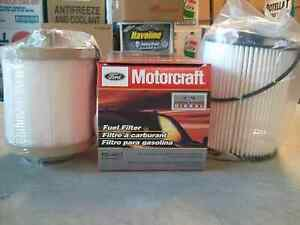 2008 2010 6 4 Liter Powerstroke Motorcraft Fd4617 Fuel Filters
