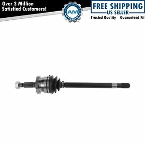 Brand New Front Cv Axle Shaft Assembly Lh Driver Side For Grand Cherokee