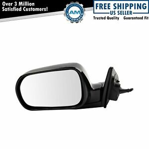 Power Side View Mirror Driver Left Hand Lh For 99 02 Honda Accord 2 Door Coupe