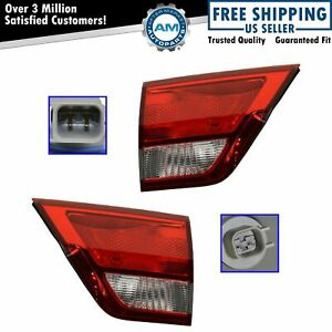 Oem Tail Light Taillamp Inner Kit Pair Set Of 2 For Jeep Grand Cherokee Suv New