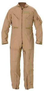 Firefighting Smoke Wildfire Jumper Nomex Flight Suit Cwu 27 p Size 44s New