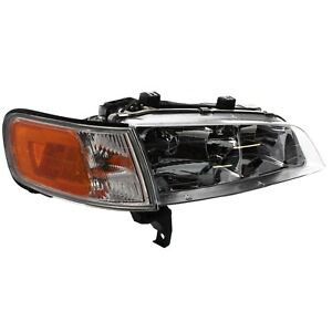 Headlight For 94 95 96 97 Honda Accord Right With Bulb And Corner Light