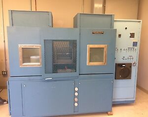 Thermotron Ats 100 3 3 ln2 Thermoshock Environmental Chamber Thermal Shock