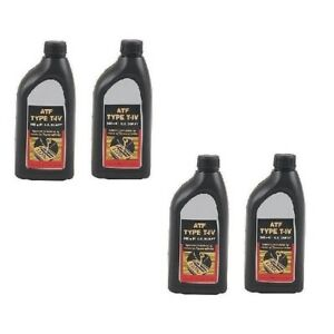 4 Genuine Automatic Transmission Fluid 00279000t4 For Toyota Yaris Pickup