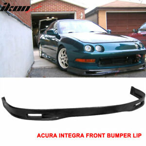 Fits 94 97 Acura Integra Sp Style Front Bumper Lip Urethane