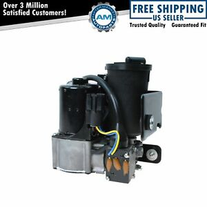 Dorman Air Ride Suspension Compressor With Dryer For Expedition Navigator Truck