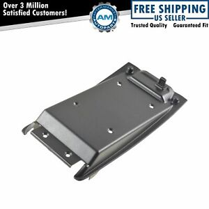 Oem 969a0 3y100 Center Console Box Lid Cover Black For 00 03 Nissan Maxima New