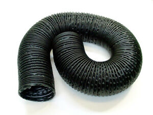 Pontiac 4 Black Flexible Air Cleaner Intake Tube Hose Defroster Sold By Ft Nos
