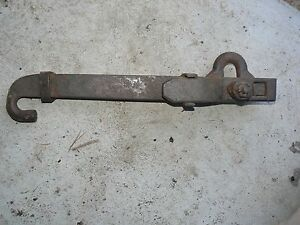 Farmall Sickle Mower Breakaway Spring
