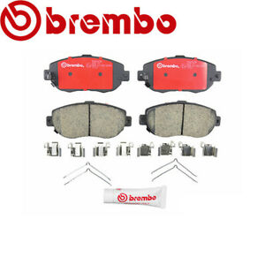 Front Disc Brake Pad Brembo P83037n Fits Lexus Gs300 Gs430 Gs400 Toyota Supra