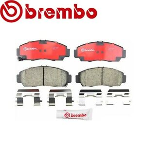 Front Brake Pad Set Brembo P28034n For Acura Cl Rl Tl Tsx Honda Accord