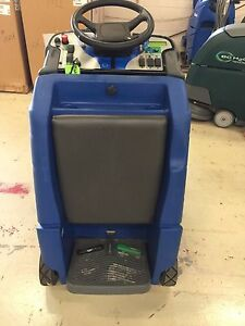 Windsor Chariot 24 Riding Scrubber Stand On Floor Scrubber