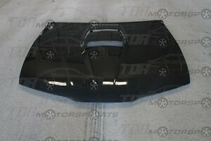 Vis 92 96 Prelude Carbon Fiber Hood G Force Bb4