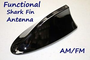 Toyota Prius Functional Am fm Shark Fin Antenna With Circuit Board