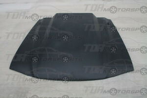 Vis 94 98 Mustang Fiberglass Hood Cowl Induction