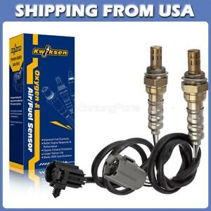 2x Oxygen O2 Sensor Upstream Downstream For 1997 1998 Dodge Ram 1500 3 9l 5 2l