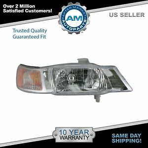 Headlight Headlamp Passenger Side Right Rh New For 99 04 Honda Odyssey