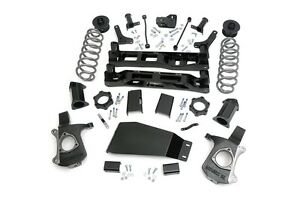 Chevy Gmc Tahoe Yukon 7 5 Suspension Lift Kit 2007 2013 4wd