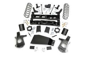 Chevy Avalanche 7 5 Suspension Lift Kit 07 13 2wd 4wd