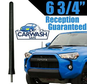 The Original 6 3 4 Short Antenna Mast Fits 1996 2017 Toyota 4runner