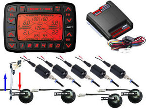 Accuair Vs Smart Ride 9000 Electronic Leveling System Airbag Suspension 5 Preset