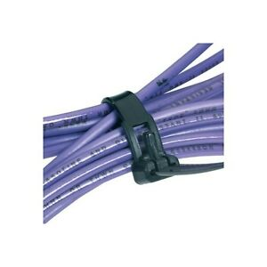 releasable Cable Ties 50 5 1 2 Black 1000 case