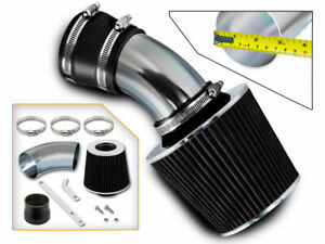Ram Air Intake Kit Black Filter For 98 05 Bmw E46 3 Series 320 323 325 328 330