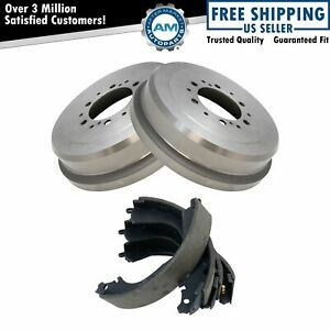 Rear Brake Drum Shoe Kit For Toyota 4runner T100 Tacoma Tundra Pickup