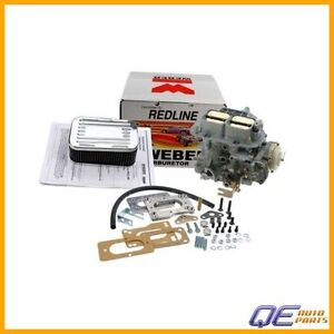 Weber Redline Kit Carburetor For Truck 4 Runner Toyota Celica Pickup 90 89 1990